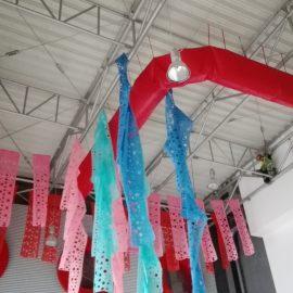 BEGA-Montare decorații tavan