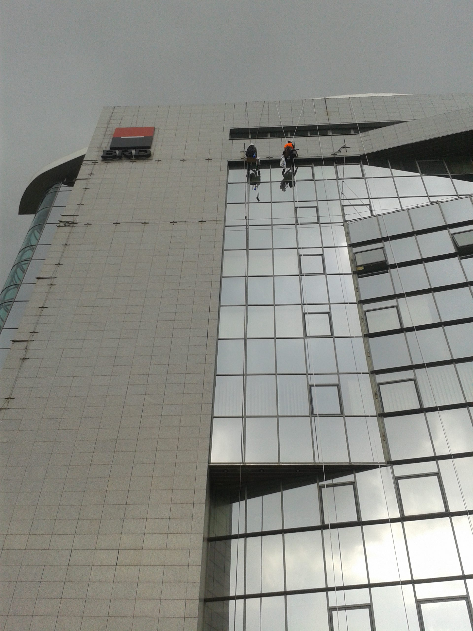 BRD-Montare cadru mesh