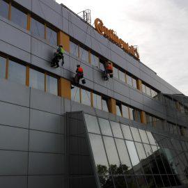 CONTINENTAL-Curățare suprafață vitrată