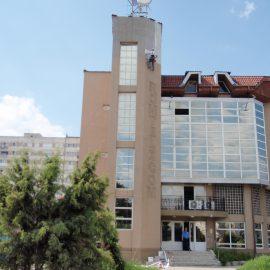 ROMTELECOM REȘIȚA-Renovare fațadă