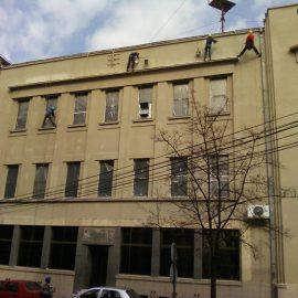 ROMTELECOM TIMIȘOARA-Renovare fațadă